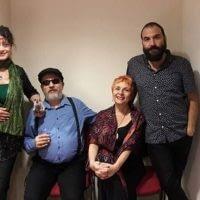 Brenna, Sumru ve Orçun ile konser öncesi