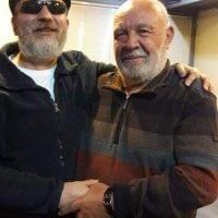 Değerli hocam Musa Eroğlu ile