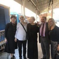 Havva Karakas, Soner Özbilen, Suzan Kardeş ve Elif ile Bir Kofer Bir Sandik etkinliğinden