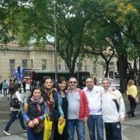 Brezilya, Selda, Şule, Elif, Rahmi ve Özgur ile
