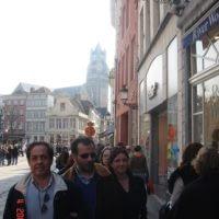 Sevgili ağabeyim Çetin Tarlan ile Brugge'de, 2007