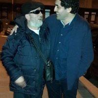 Genç kuşak bağlama icracısı kardeşim Erdem Şimşek ile