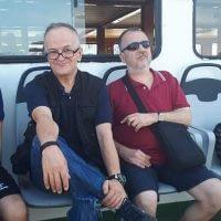 30 yıllik dostum yol arkadaşım Ercument Gürçay ile